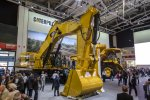 Caterpillar - иновации на BAUMA 2016