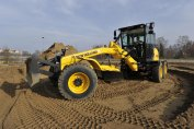 Грейдер New Holland F106.7A