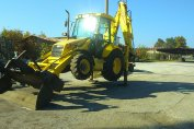 Багер New Holland LB 110